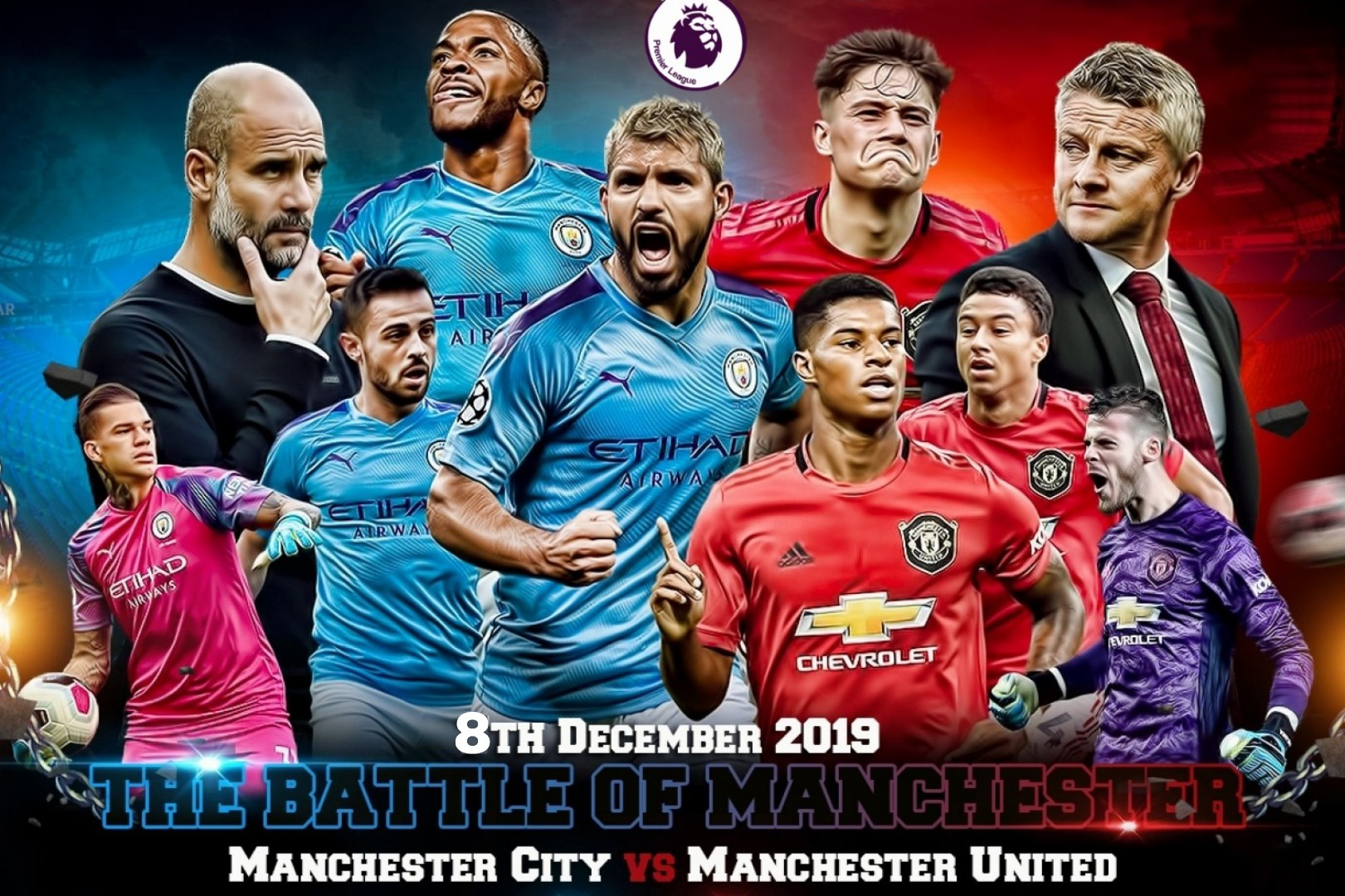 Manchester Derby Oncoming! Can Solskjær take the victory over Mourinho and win Guardiola again?